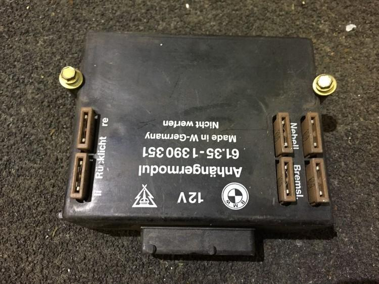 Tow bars relay (Trailer Module) BMW 5-Series 1990    0.0 61351390351