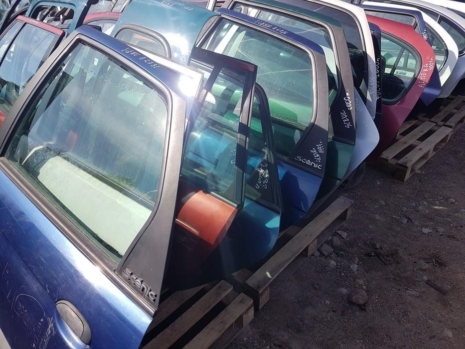 Doors -  rear left side NENUSTATYTA nenustatyta Ford FOCUS 1999 1.8