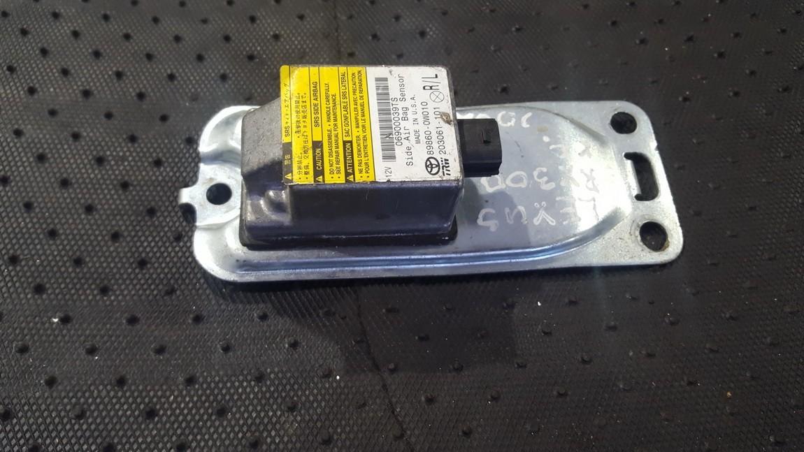 Srs Airbag daviklis 06900039TS 89860-0W010 Lexus RX - CLASS 2001 3.0