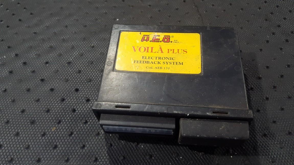 GAS control module (unit computer) BMW 5-Series 1988    0.0