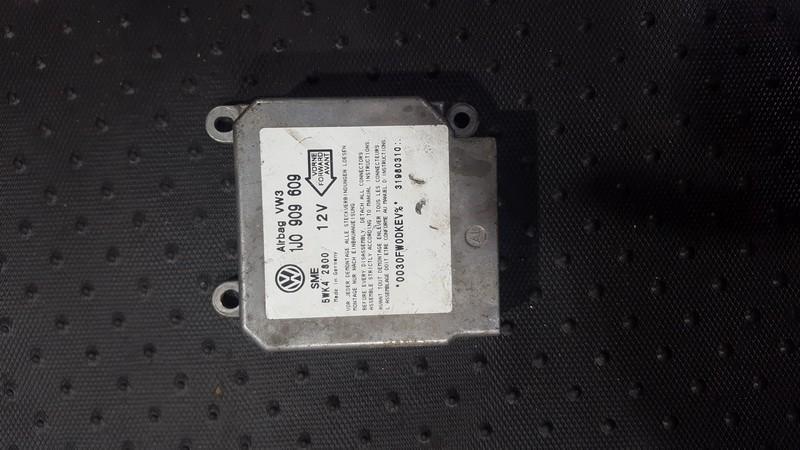 SRS Airbag kompiuteris 5WK42800 1J0909609 Volkswagen GOLF 1992 1.4