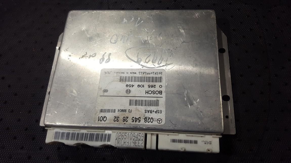 ESP PML BAS CONTROL UNIT ECU Mercedes-Benz  A-CLASS, W168, 1997.07 - 2001.06