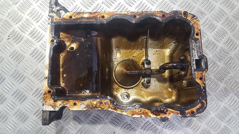 картера Двигатель (Масляный поддон) 90573427 0077007 Opel CORSA 1998 1.0