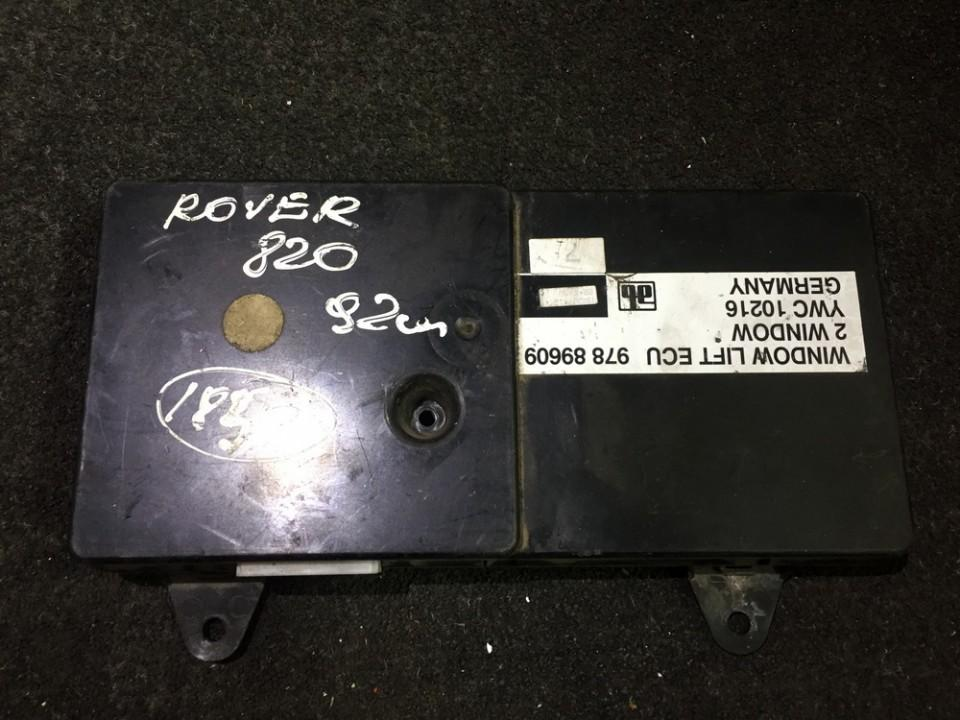 Electric window control unit Rover 800-Series 1992    0.0 97889609