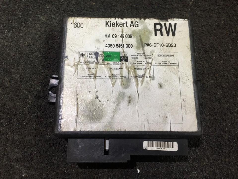 Komforto blokas 09146039 40505461000, RW Opel OMEGA 1996 2.0