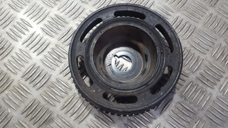 Crankshaft Belt Pulley 90531581 NENUSTATYTA Opel ZAFIRA 2002 2.2
