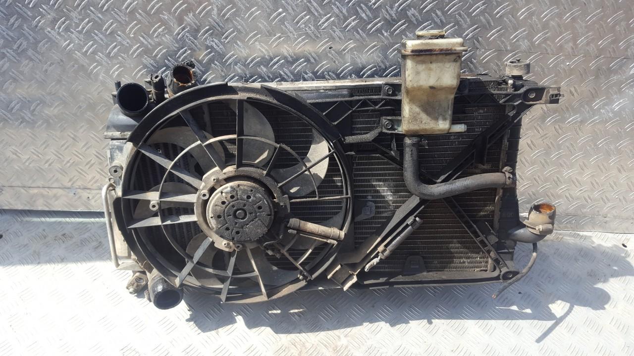 Interkulerio radiatorius Opel  Vectra, B 1995.09 - 2000.09