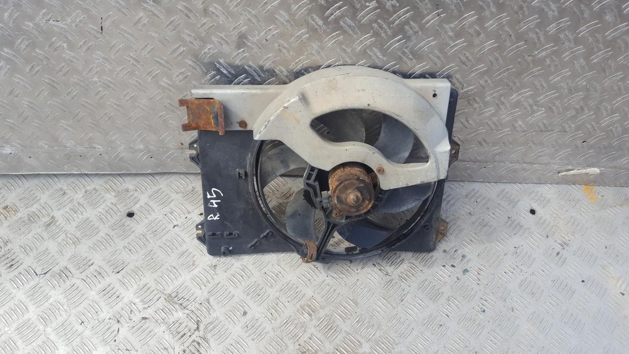 Difuzorius (radiatoriaus ventiliatorius) NENUSTATYTA NENUSTATYTA Rover 45 2003 1.8