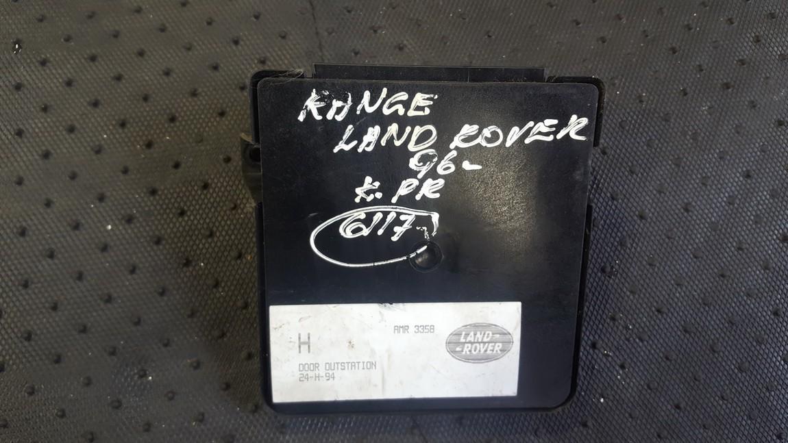 Kiti kompiuteriai AMR3358 AMR 3358 Land Rover RANGE ROVER 1999 4.6