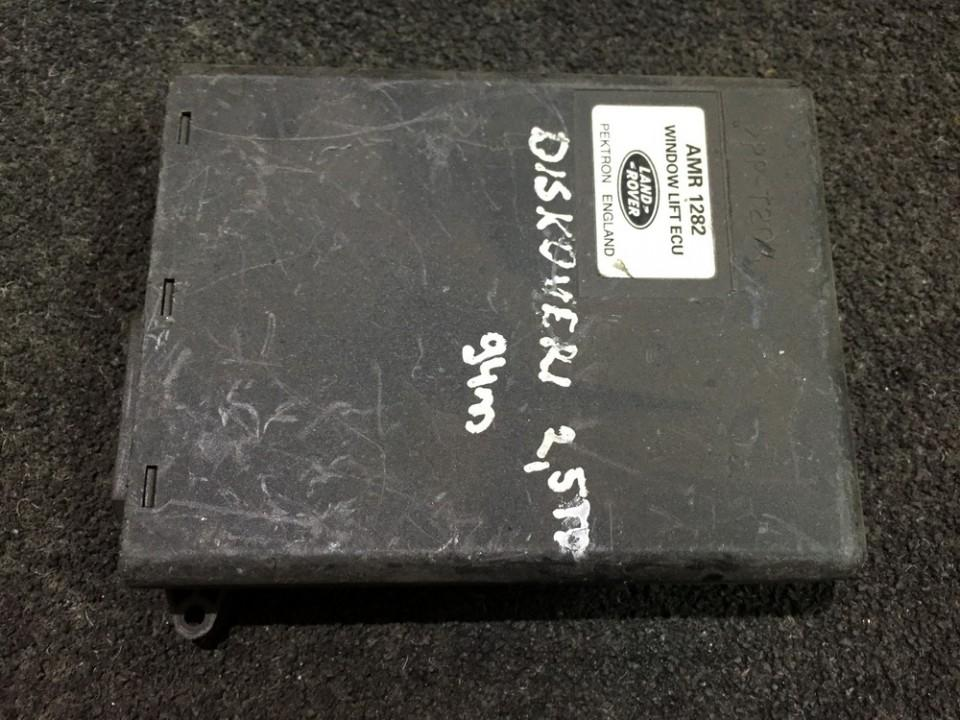 Electric window control unit Land Rover Discovery 1995    2.5 AMR1282
