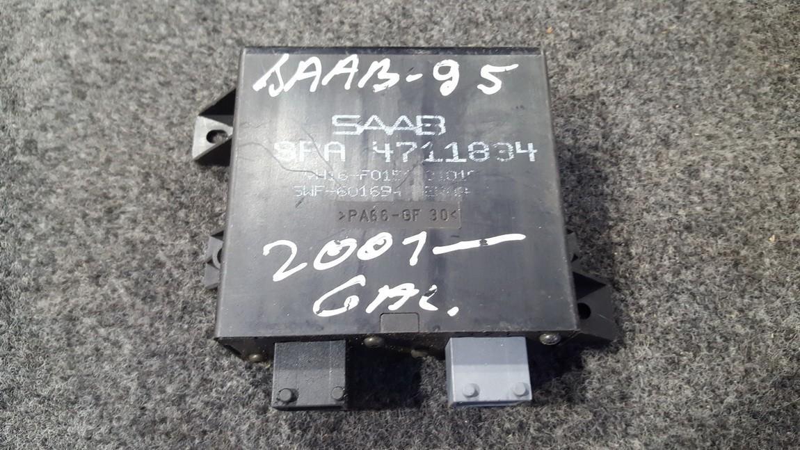 Kiti kompiuteriai SPA4711834 SPA 4711834 SAAB 9-5 1998 2.0