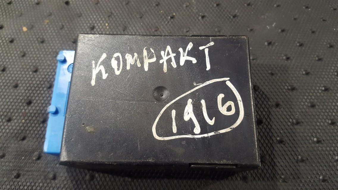 Wiper wash control BMW 3-Series 1991    0.0 61358359031