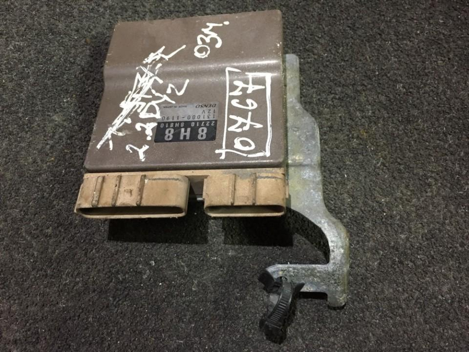Fuel Injection ECU Nissan X-Trail 2003    2.2 227108h810