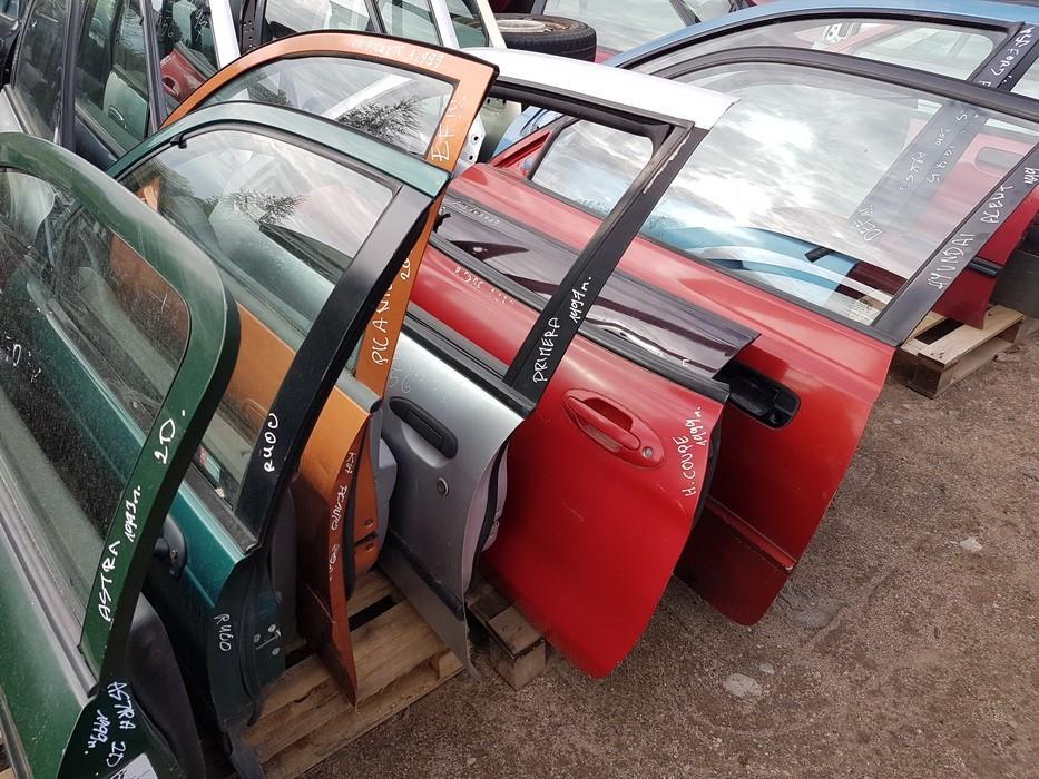 Durys P.K. NENUSTATYTA nenustatyta Hyundai ACCENT 1997 1.5