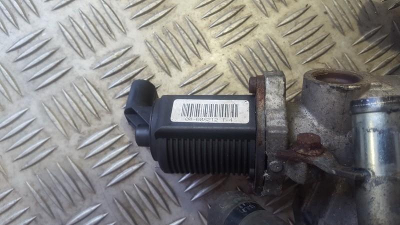 EGR Клапан рециркуляции выхлопных газов 04608212 04-608212 Fiat DOBLO 2007 1.3