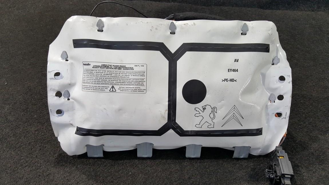 Salono paneles oro pagalve SRS 9683408680 NENUSTATYTA Peugeot 207 2009 1.4