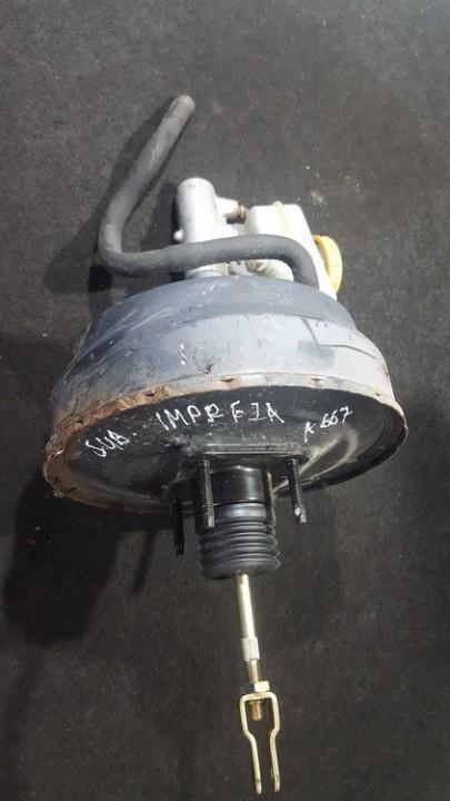 Brake servo - booster Subaru Impreza 2001    2.0