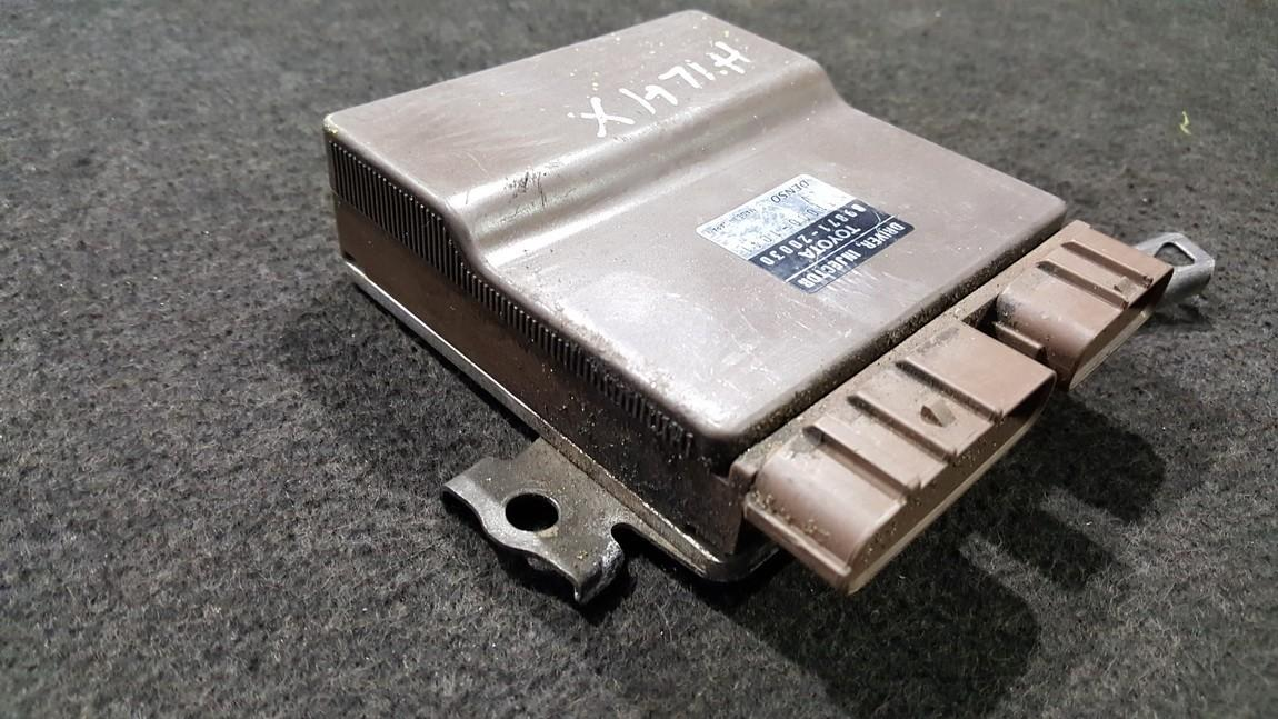 Fuel Injection ECU Toyota Hilux 2003    2.5 8987120030