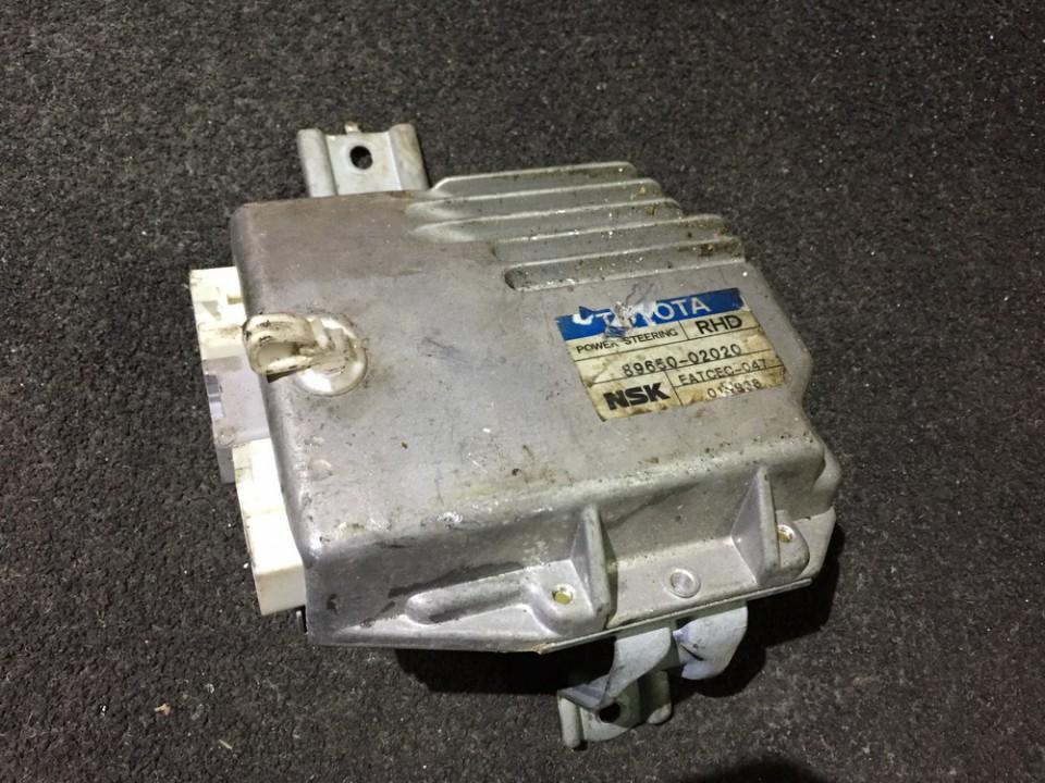 Power Steering ECU (steering control module) Toyota Corolla 2004    2.0 8965002020