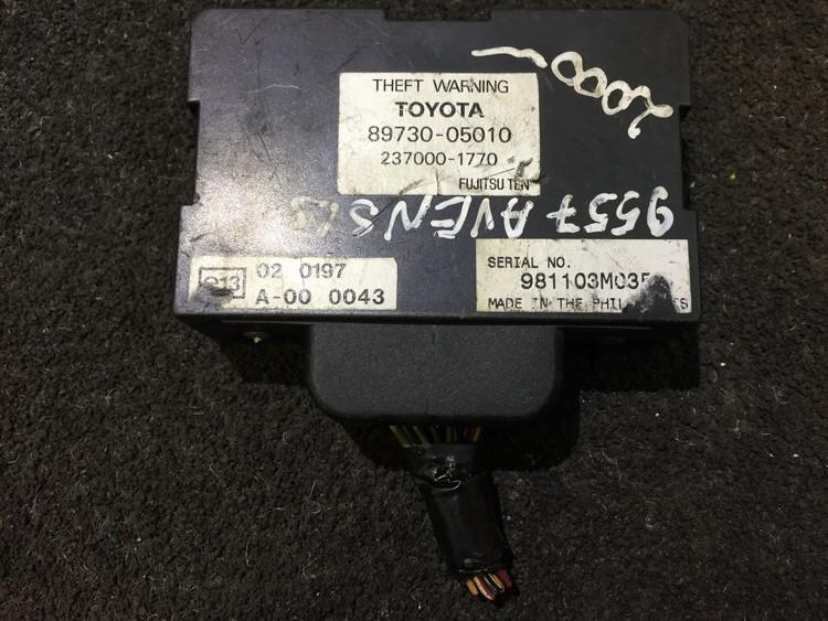 Kiti kompiuteriai 8973005010 237000-1770 Toyota AVENSIS 2006 2.0