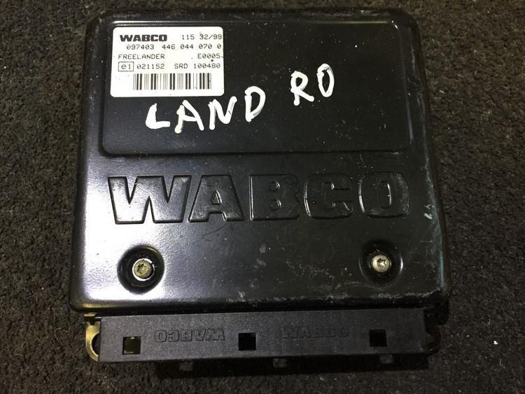 ABS kompiuteris 097403 4460440700, 11532/99, SRD100480, e21152, e0005 Land Rover FREELANDER 2006 2.0