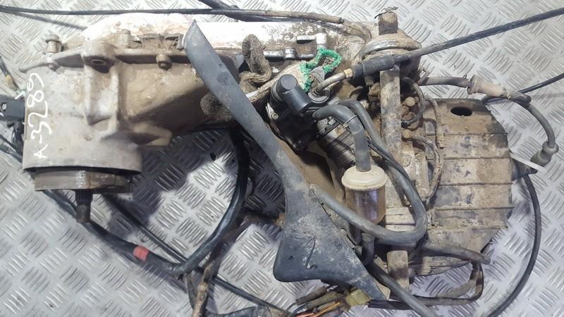 Двигатель NENUSTATYTA NENUSTATYTA Motorcycles - TGB 202 2012 0.05