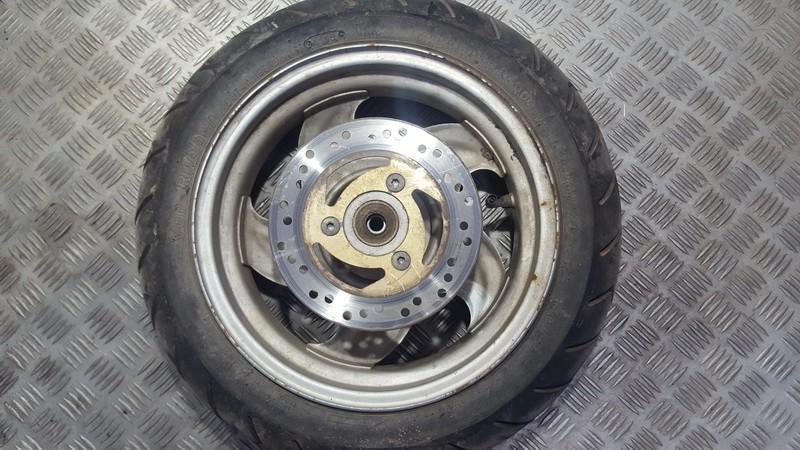 1207012 120/70-12 Ratlankis - Padangos R12 Motorcycles - TGB 202 2012 0.0L 30EUR EIS00216994
