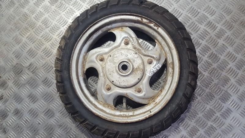 Ratlankis - Padangos R12 Motorcycles - TGB  202, 1998.01 - 2013.12