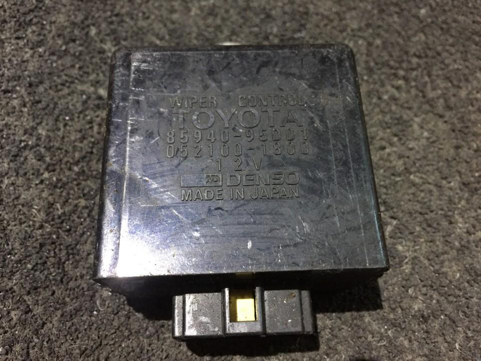 Wiper wash control Toyota Previa 1999    0.0 8594095d01