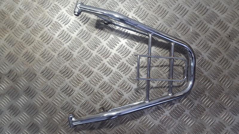 мотоциклов Рама, обвес, пластик NENUSTATYTA NENUSTATYTA Motorcycles - TGB 202 2012 0.05