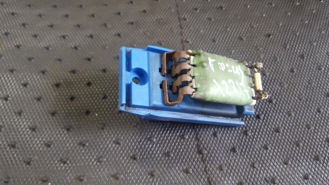 Peciuko reostatas XS4H18B647BA 12596 Ford FOCUS 2001 1.6