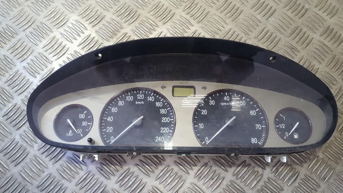 Spidometras - prietaisu skydelis 6028400040 60.2840.003.0 Lancia LYBRA 1999 1.9