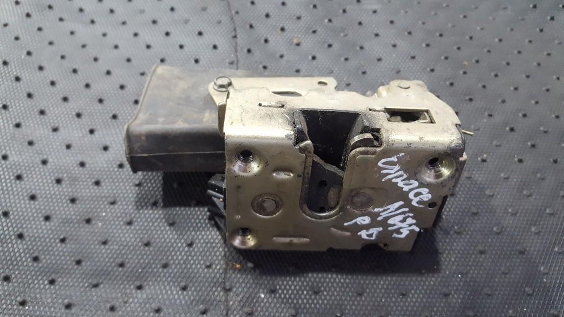 Duru spyna P.D. NENUSTATYTA NENUSTATYTA Renault ESPACE 1993 2.2