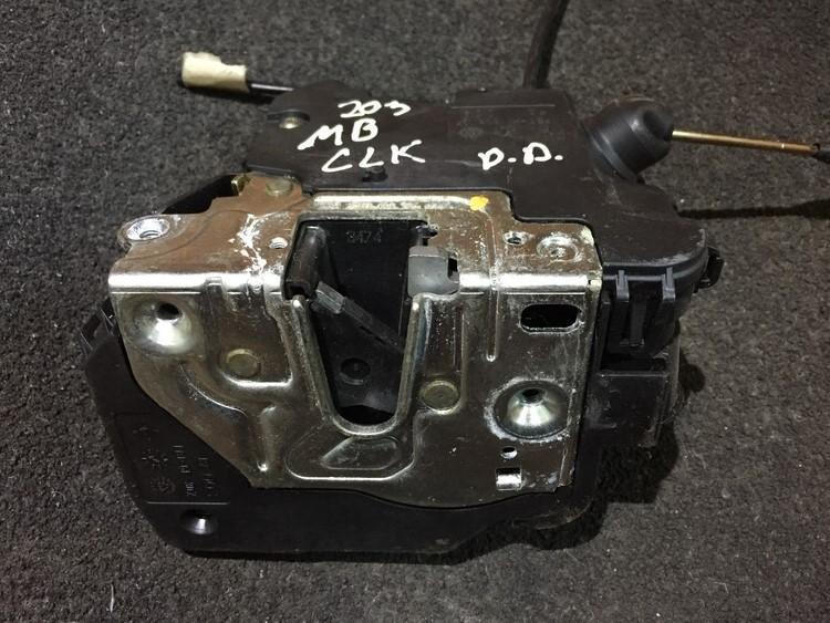 Duru spyna P.D. 004138112633 n/a Mercedes-Benz CLK-CLASS 1998 2.3