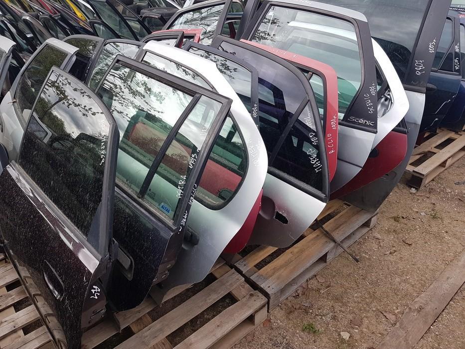 Audi  A4 Doors - rear left side