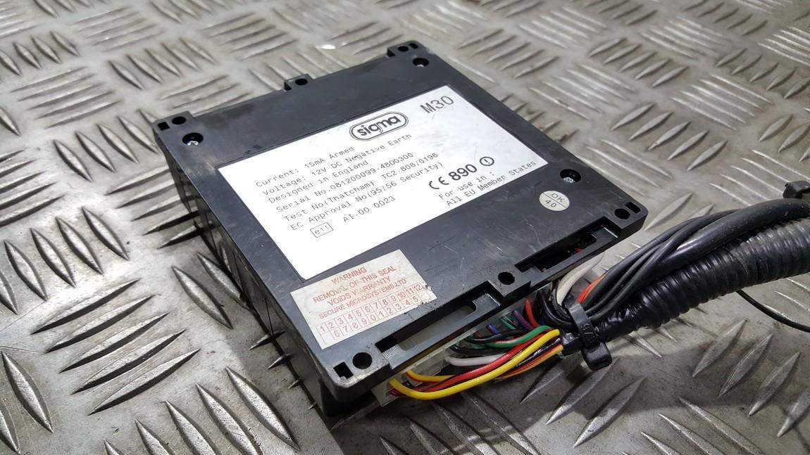 Kiti kompiuteriai 081200099 AI-000023, AI000023 Subaru FORESTER 2004 2.0