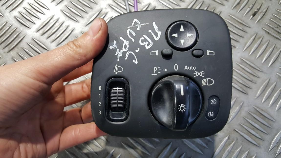 Headlight Switch Mercedes-Benz C-CLASS 2005    0.0 2035451404
