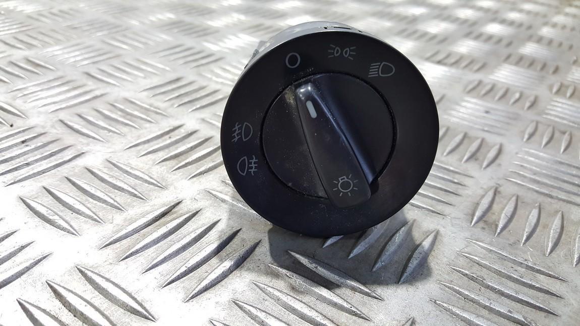 Headlight Switch Skoda Fabia 2011    0.0 1U0941531D
