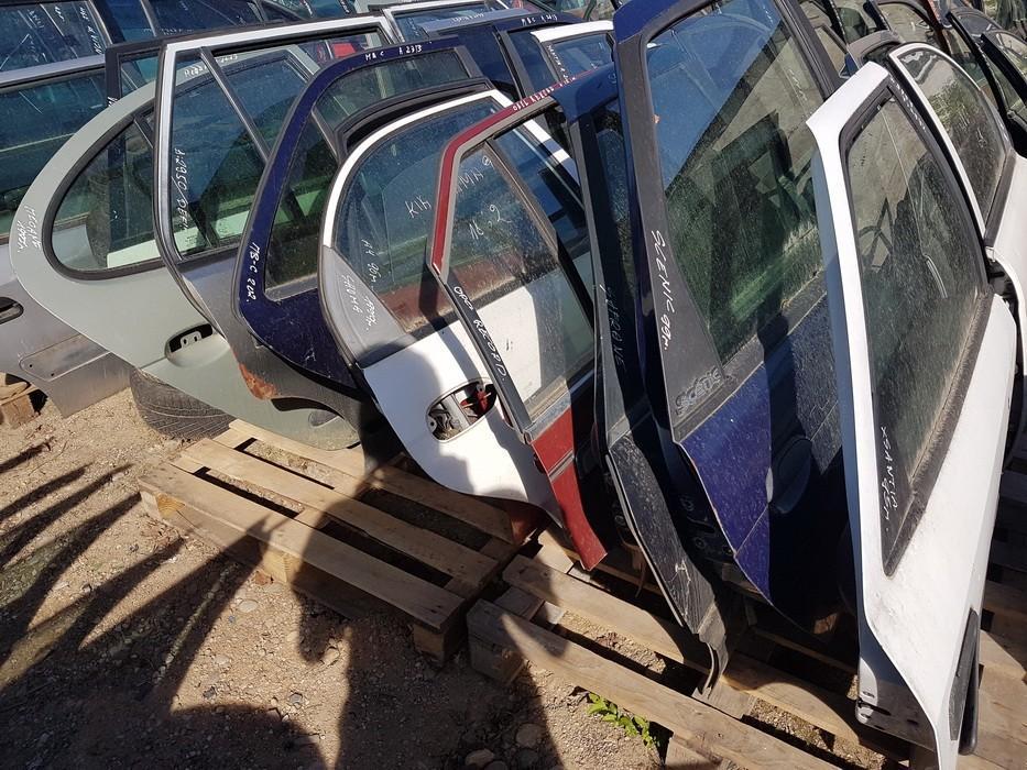 Durys G.D. NENUSTATYTA nenustatyta Renault MEGANE SCENIC 1997 1.6