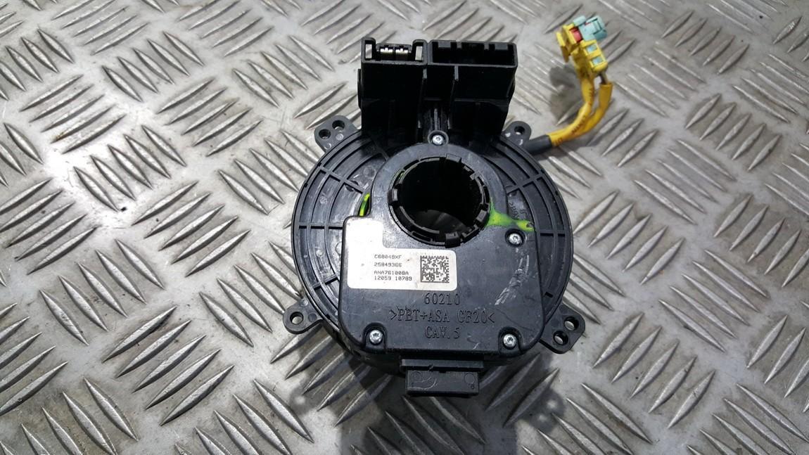 Vairo kasete - srs ziedas - signalinis ziedas C68049XF 25849366, ANA761008A, 1205910789, 20817721, 3SW0077K Chevrolet CRUZE 2011 1.6