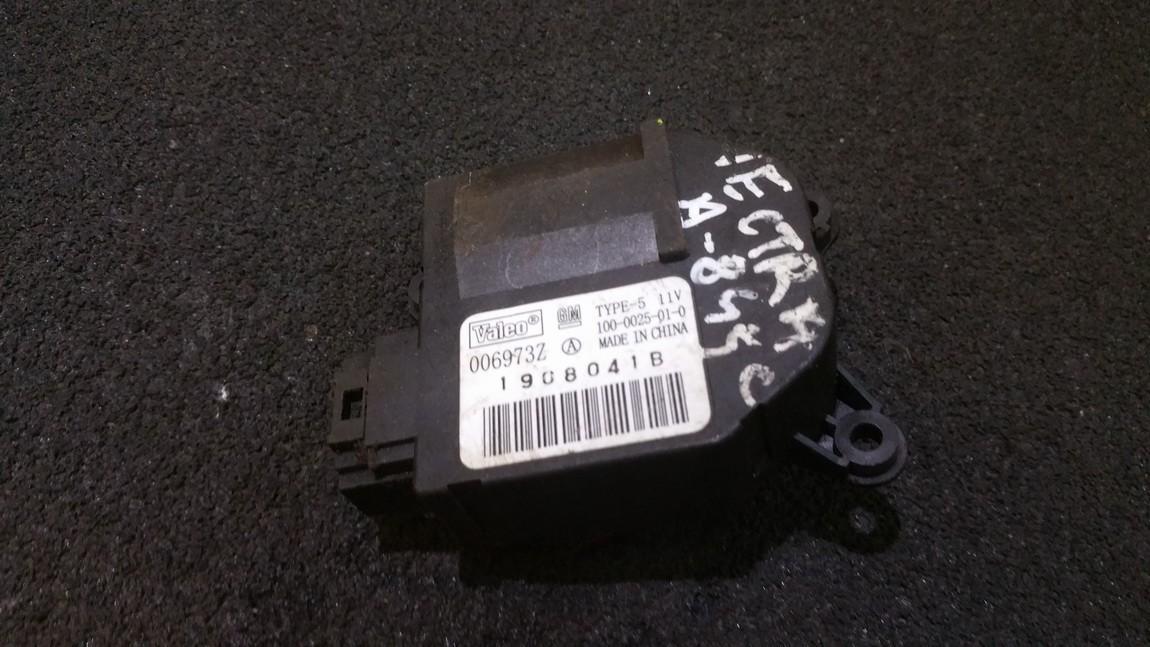 Электродвигатель заслонки отопителя