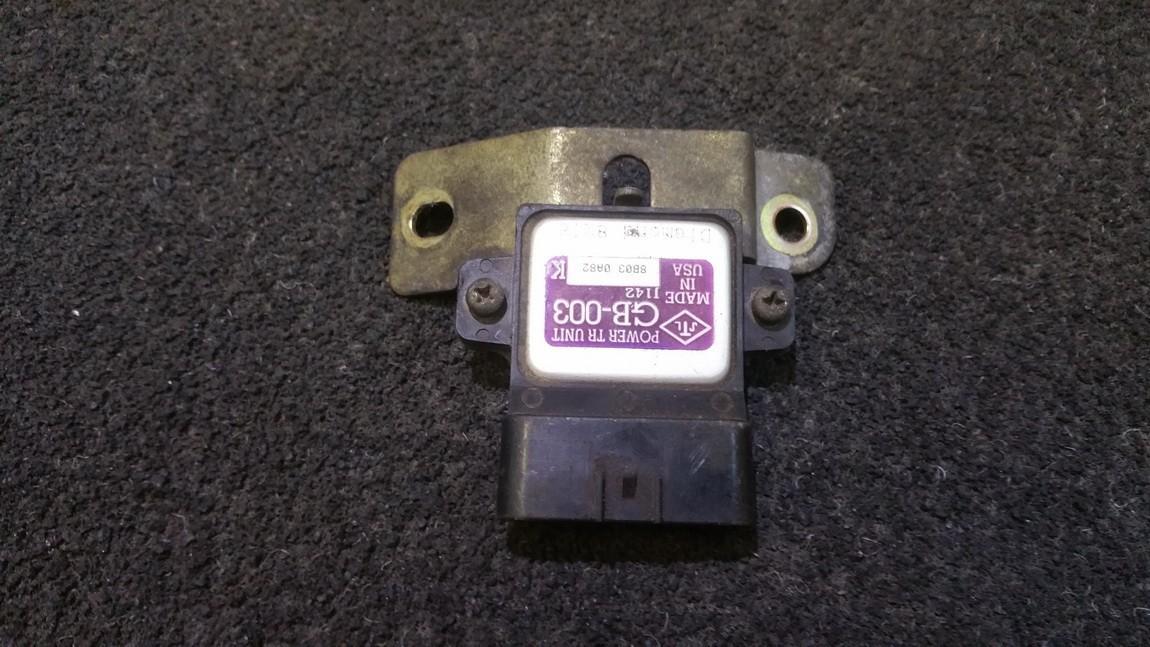Ignition Control Module Subaru Legacy 1994    2.5 GB003