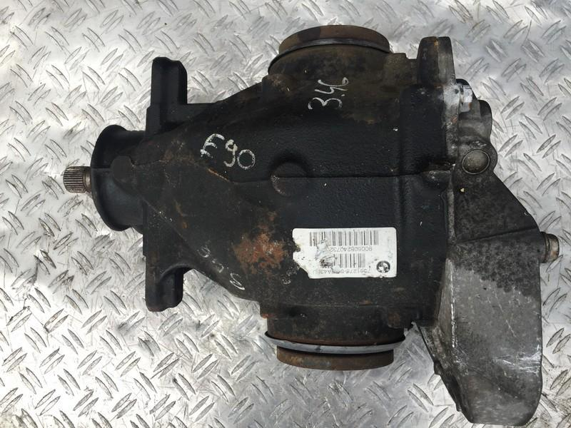 Rear differential assembly BMW 3-Series 2006    2.0 7561278