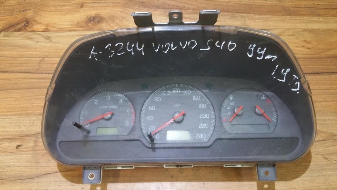 Spidometras - prietaisu skydelis 30857569 99w49d1, sw30887708a Volvo S40 1998 1.9