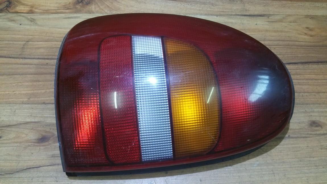 Galinis Zibintas G.K. NENUSTATYTA n/a Chrysler VOYAGER 2000 2.5