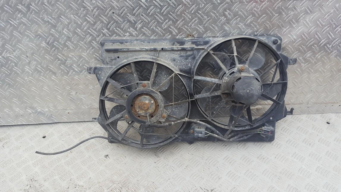 Difuzorius (radiatoriaus ventiliatorius) 98AB8C607 NENUSTATYTA Ford FOCUS 2000 1.8