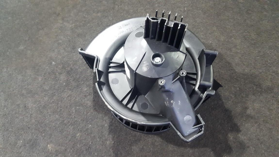 Heater blower assy Opel Zafira 2007    1.8 A3370D1