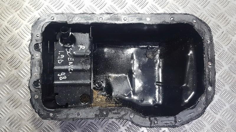 картера Двигатель (Масляный поддон) NENUSTATYTA nenustatyta Renault SCENIC 2004 1.5