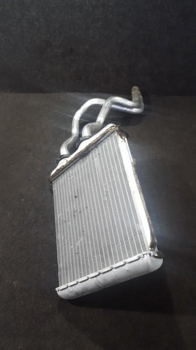 Salono peciuko radiatorius 52479237 NENUSTATYTA Opel ASTRA 2002 1.7