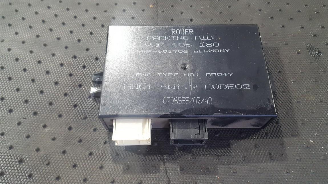 Parking Sensor ECU Rover 75 1999    2.5 YWC105180
